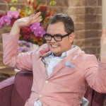 Alex Belfield interview Alan Carr