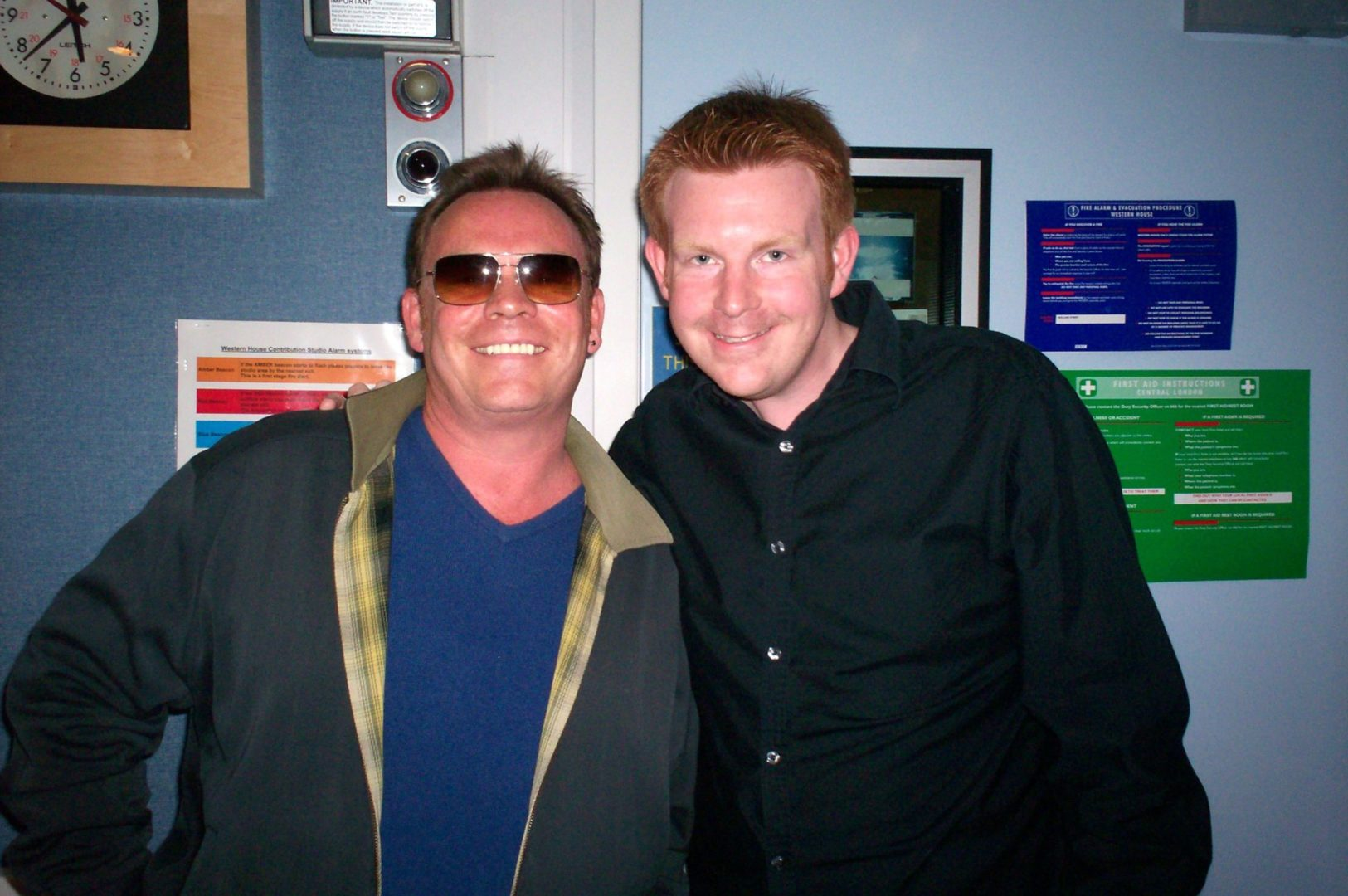 Enjoy Celebrity Radio's Ali Campbell Life Story Interview UB40 Singer……… Ali Campbell was born in Birmingham and is a solo artist and songwriter who was […]