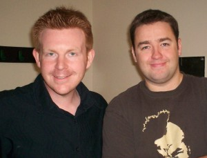 Jason Manford Interview with Alex Belfield @ www.celebrityradio.biz