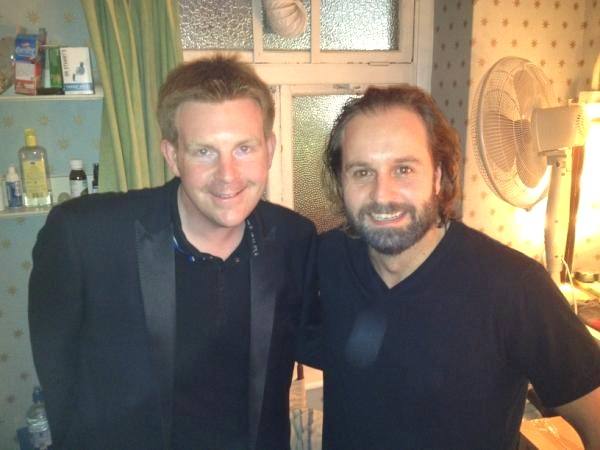 Enjoy Celebrity Radio's Alfie Boe Interview Jean Valjean 24601 Les Miserables…. Alex was honoured to be invited to the 25th anniversary performance of Les Miserables […]