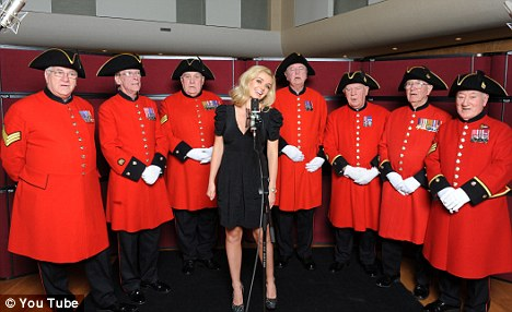 Enjoy Celebrity Radio's Chelsea Pensioners BBC Interview….. The Chelsea Pensioners have a brand new album out for Christmaswhich features Katherine Jenkins and Dame Vera Lynn. […]
