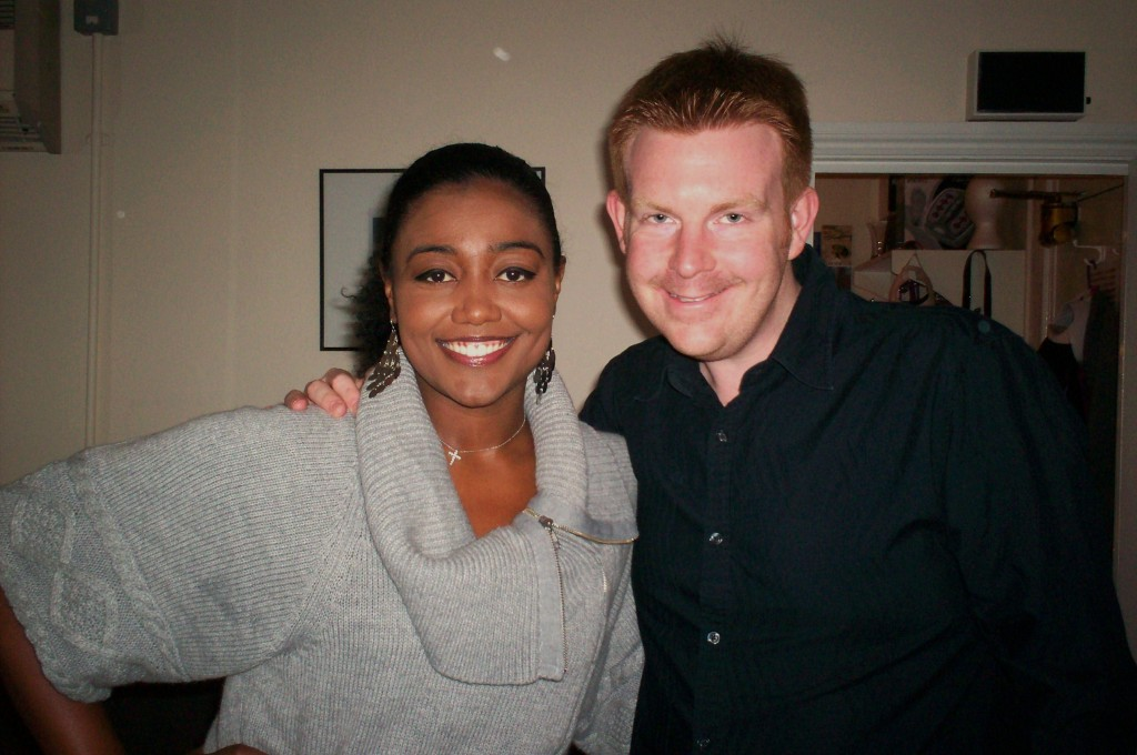 Patina Miller Alex Belfield Inerview