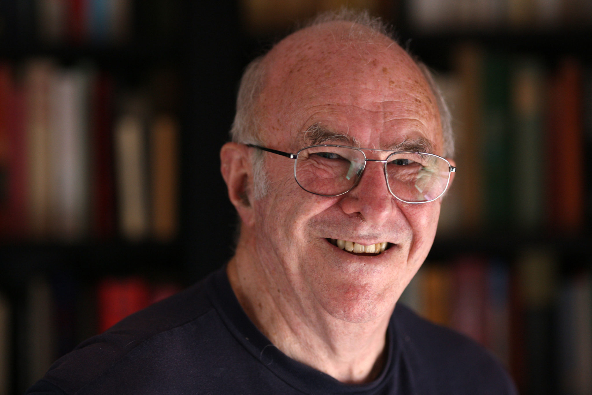 Clive James interview