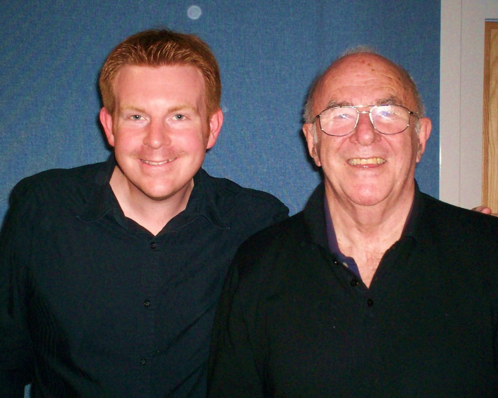 Clive James Interview & Life Story with Alex Belfield @ www.celebrityradio.biz