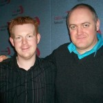 Dara O'Briain Interview with Alex Belfield @ www.celebrityradio.biz