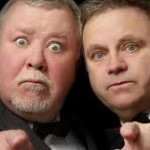 Hale and Pace Gareth Interview