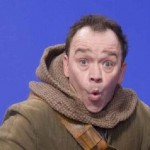 Todd Carty Spamalot BBC Interview