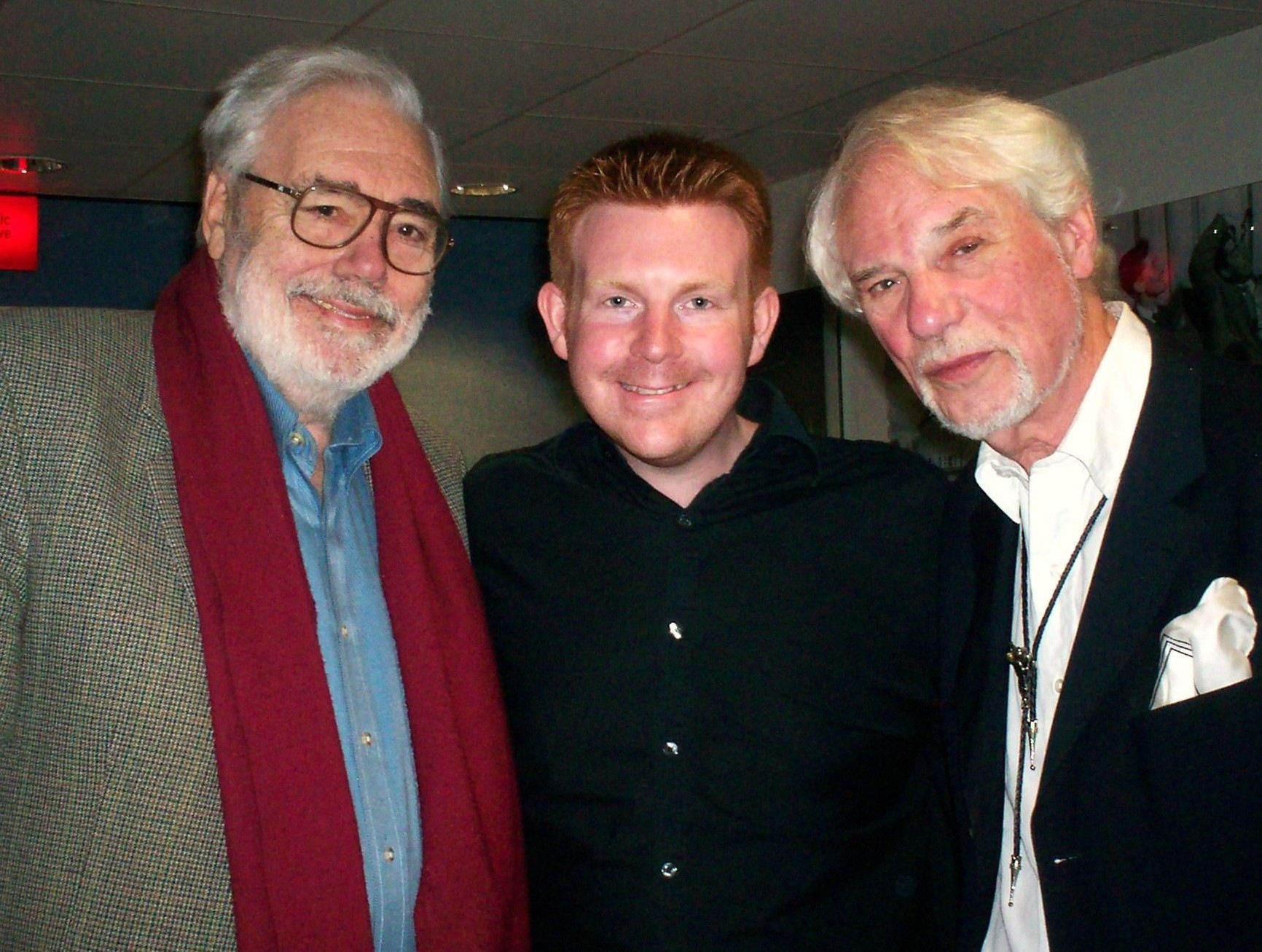 Enjoy Celebrity Radio's Ray Galton And Alan Simpson Interview….. Ray Galton OBE (born 17 July 1930), and Alan Simpson OBE (born 27 November 1929), are […]