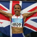 Dame Kelly Holmes interview