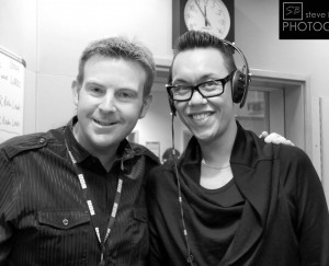 Gok Wan BBC Interview with Alex Belfield @ www.celebrityradio.biz