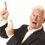 Interview Roy Walker life story