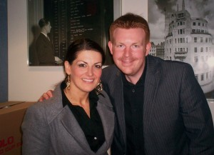 Jodie Prenger Alex Belfield