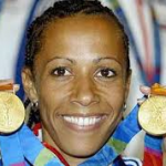 Kelly Holmes BBC Interview