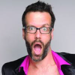 Marcus Brigstocke Life Story Interview