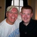 Roy Chubby Brown and Alex Belfield Interview