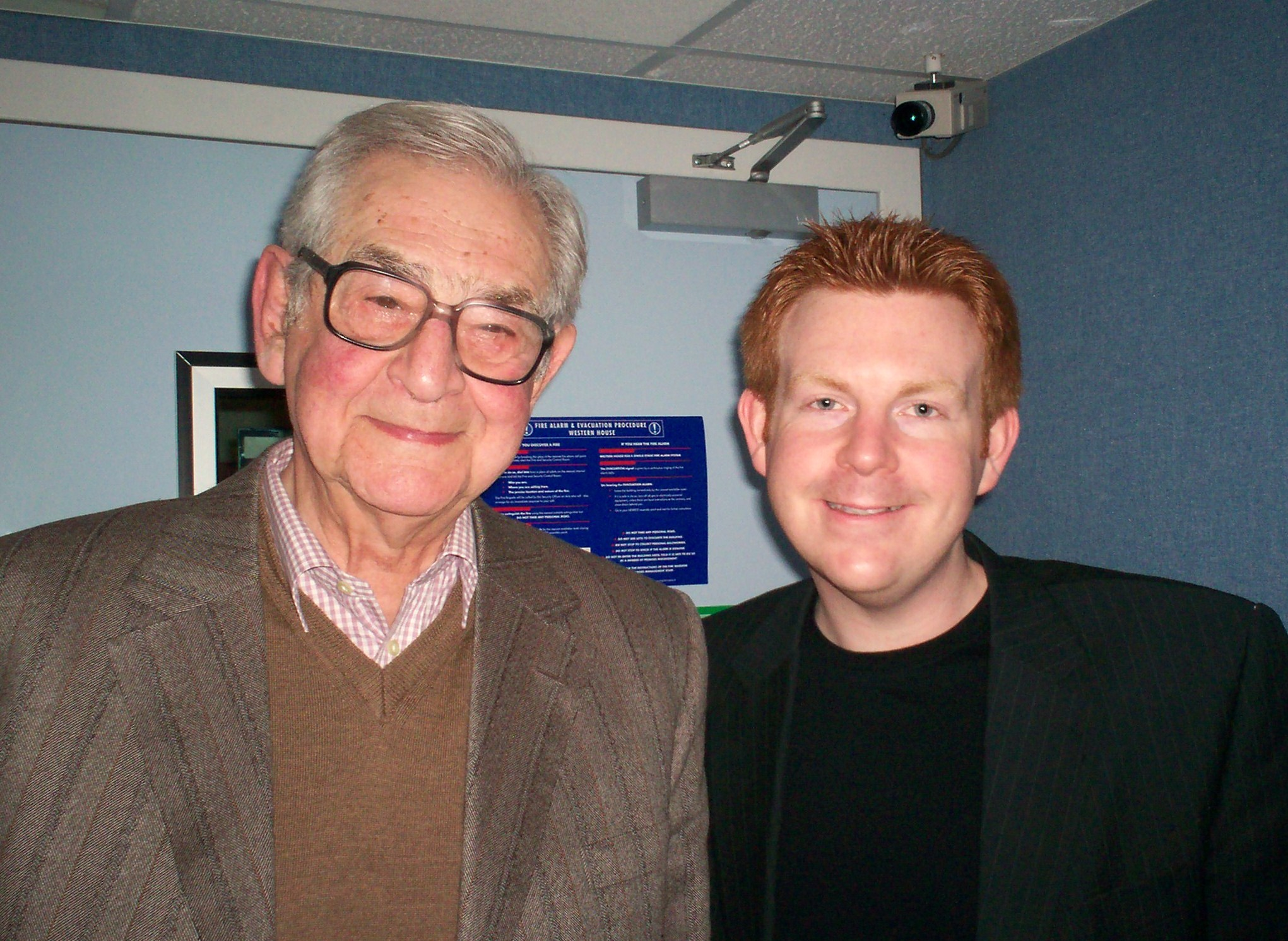 Enjoy Celebrity Radio's Denis Norden Life Story Interview… Denis is the TV legend who has worked with everyone in comedy! Denis Norden, CBE (born 6 […]