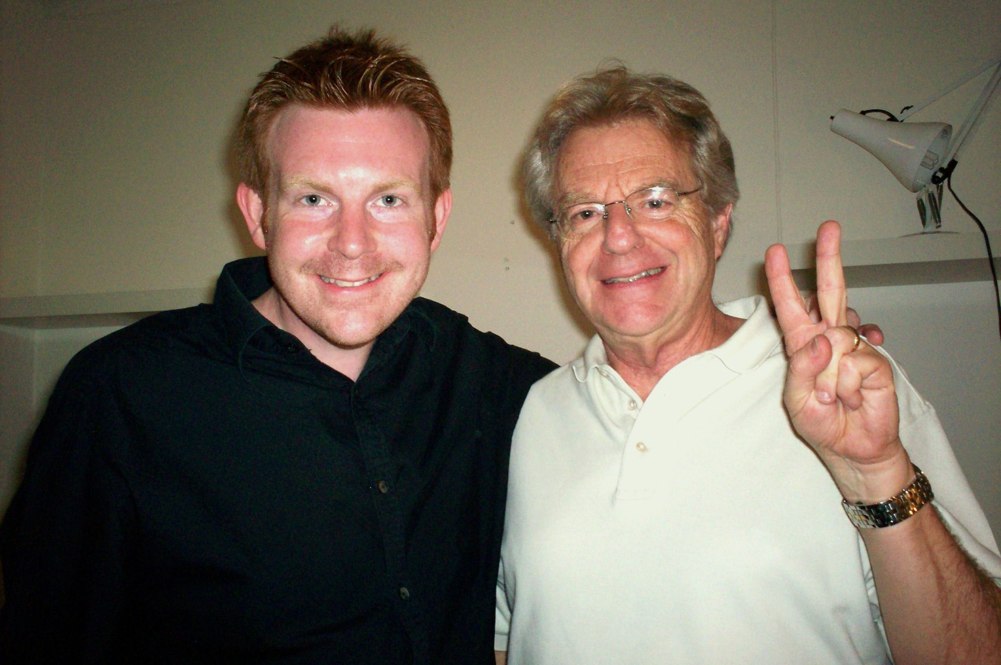 And finally….Alex Belfield met Jerry Springer for an exclusive interview and his life story. When Jerry came to the West End Belfield couldn't wait to […]