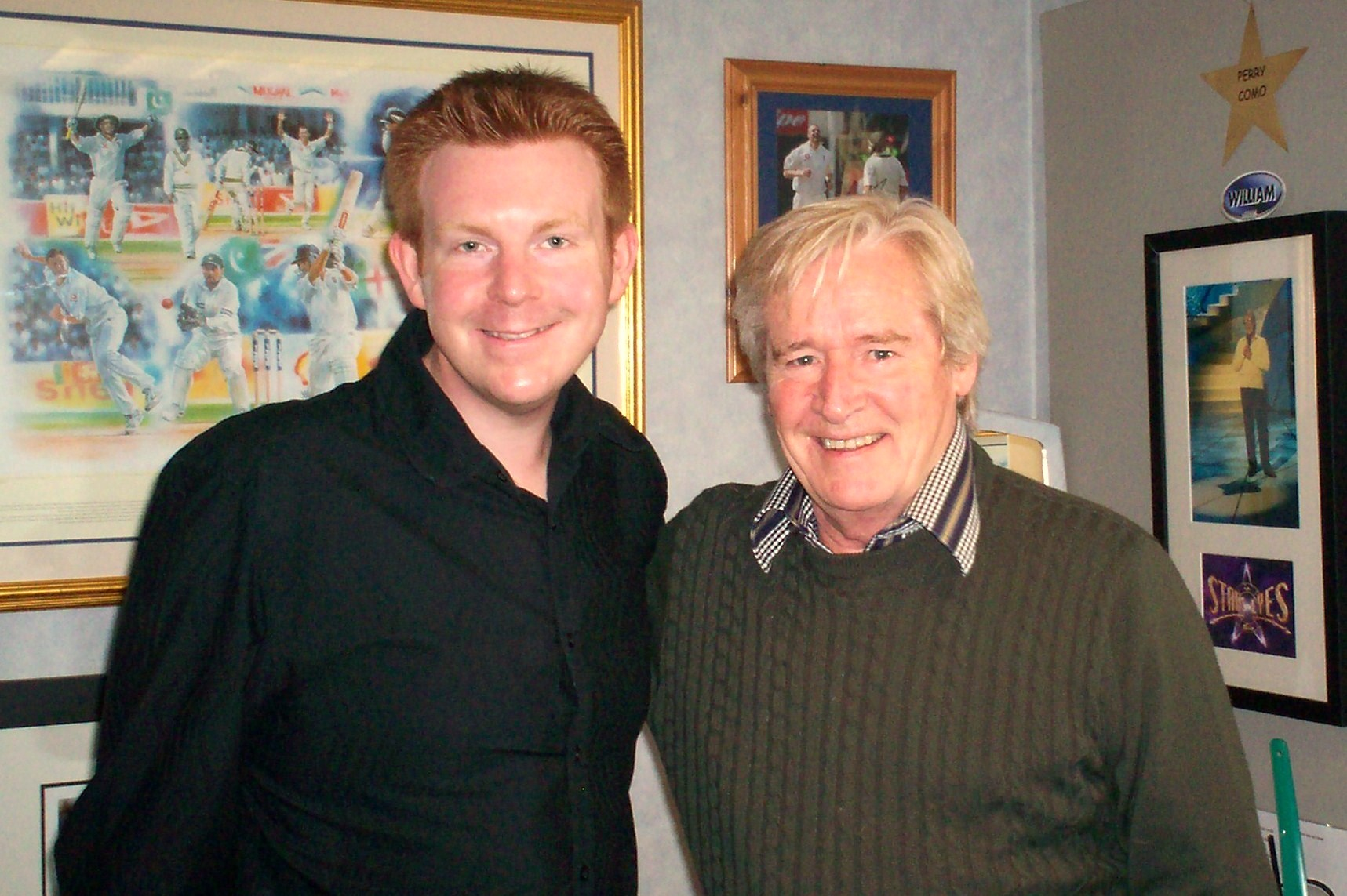 coronation street archives celebrity radio by alex belfield william roache life story interview god and spirituality