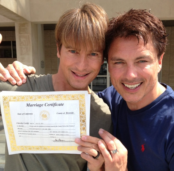 Enjoy Celebrity Radio's John Barrowman Interview About Husband Scott….. Hear Belfield's Exclusive and in-depth 40 minute chat with John Barrowman. In July 2013 John married his […]