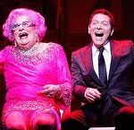 All ABout Me on Broadway with Dame Edna & Michael Feinstein Interview & Review - Alex Belfield @ www.celebrityradio.biz