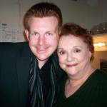 Carole Shelley BBC Interview & Life Story @ Billy Elliot on Broadway with Alex Belfield @ www.celebrityradio.biz