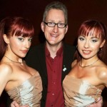 Cheeky Girls And MP Lembit Opik BBC Interview