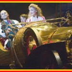 Christopher Biggins Chitty Chitty Bang Bang Palladium