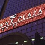 Crowne Plaza Times Square New York Review Alex Belfield www.celebrityradio.biz 1 banner
