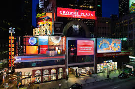 Enjoy Celebrity Radio's Crowne Plaza Times Square Review New York…. Belfield's favourite place to stay when visiting New York &Broadway in 2012is the Crowne Plaza […]