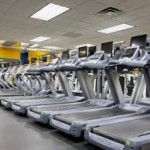 Crowne Plaza Times Square New York Review Alex Belfield www.celebrityradio.biz Gym 2
