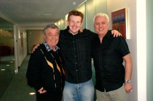 Dave Spikey & Tony Green BBC Interview & Life Story with Alex Belfield @ www.celebrityradio.biz
