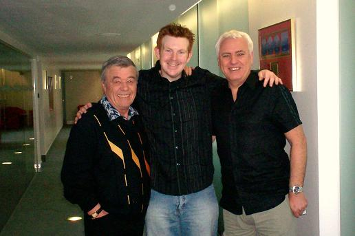 Enjoy Celebrity Radio's Dave Spikey And Tony Green Interview Bullseye….. It was a great day for Belfield when the Stars of Bullseye came into the studio! […]