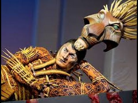 Enjoy Celebrity Radio's Actor Derek Smith Interview Scar In Disney's Lion King Musical….. The Lion King is one of the most popular musicals in the […]