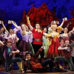 Disney's Beauty and the beast musical interviews Broadway