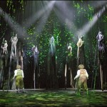 Drury Lane West End lord of the rings musical