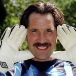 Footballer David Seaman Goal Keeper Interview