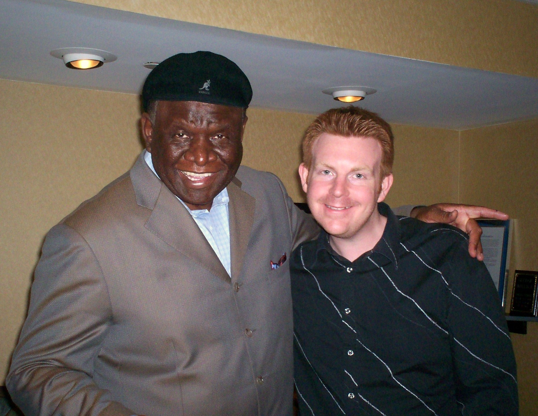 Enjoy Celebrity Radio's George Wallace Be Thinking BBC Interview…. George Wallace is a true Las Vegas Legend. One of the funniest men in Sin City. […]