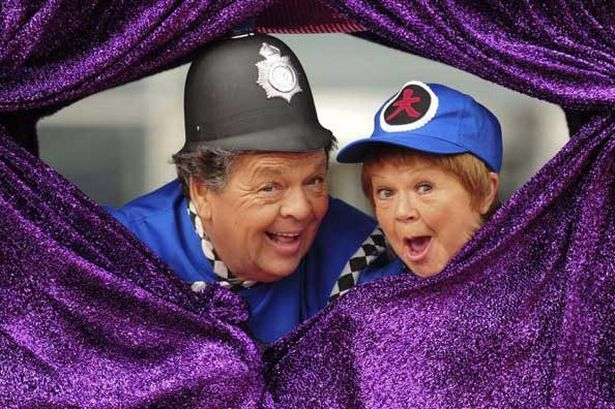 Enjoy Celebrity Radio's The Krankies Life Story Interview….. The Krankies are a Scottish comedy duo who enjoyed success as a cabaret act in the 1970s […]