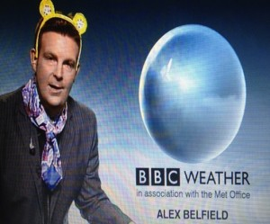 Alex Belfield BBC Look North Children In Need