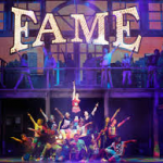 Interview and review Fame The Musical