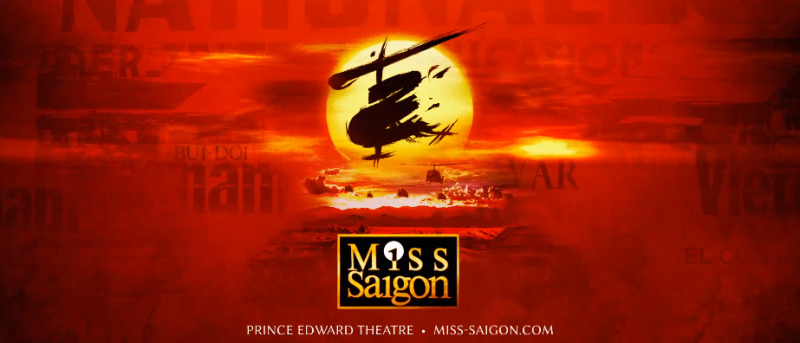 Miss Saigon Musical 2001 - Celebrity Radio By Alex Belfield