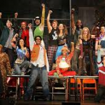 Rent The Musical Interview