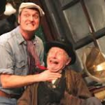 Steptoe and Son in Murder at Oil Drum Lane
