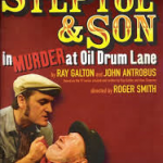 Steptoe and Son in Murder at Oil Drum Lane Review Interview