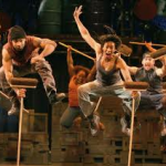 Stomp The Musical BBC Interview and Review 2