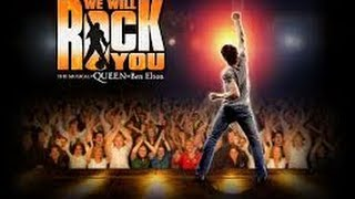 Enjoy Celebrity Radio's Roger Taylor Ben Elton Interview We Will Rock You 10th Anniversary….. On 14/5/2012 We Will Rock You celebrated 10 years in the […]