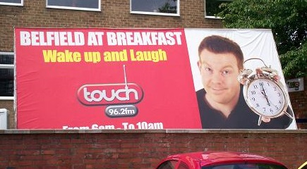 Enjoy Celebrity Radio's Alex Belfield At Breafkast 96.2 Touch FM….. In 2007 Belfield was sent to Coventry….to launch 'Belfield at Breakfast'. The Breakfast show with […]