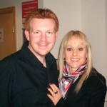 Tracie Bennett BBC Interview & Life Story with Alex Belfield @ www.celebrityradio.biz
