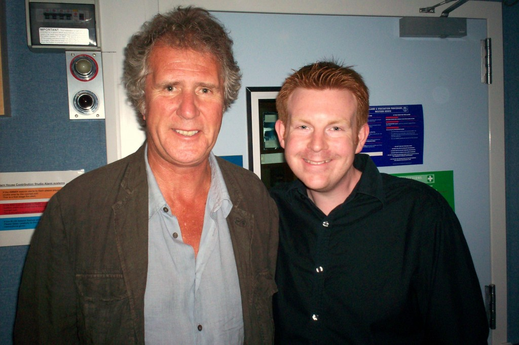 john illsey bbc interview & life story with alex belfield @ www.celebrityradio.biz
