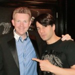 Criss Angel Interview with Alex Belfield